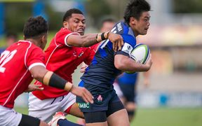 Junior Japan have started their World Pacific Challenge campaign with a win.