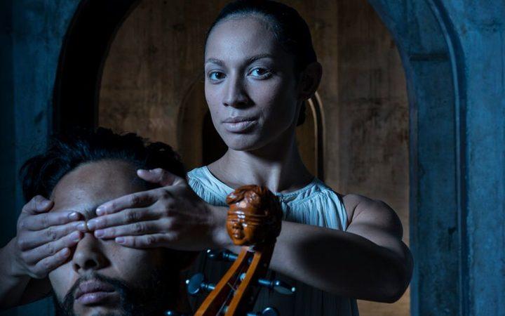 Michael Parmenter's opera ballet OrphEus