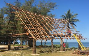 New CNMI Canoe House