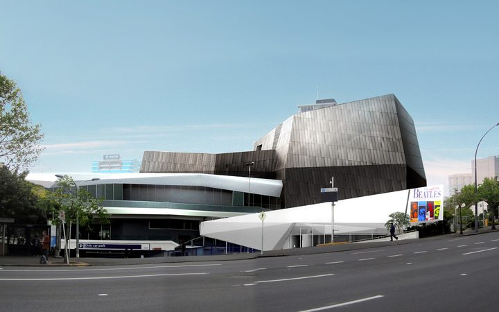 Aotea Centre faces delays and cost overruns replacing cladding