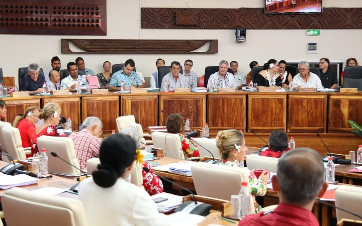 French Polynesia's assembly approves 2018 budget