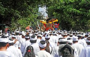 Day of Silence in Bali