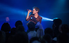 Perfume Genius live at NZ Festival