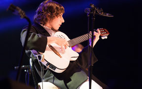 Aldous Harding at WOMAD 2018