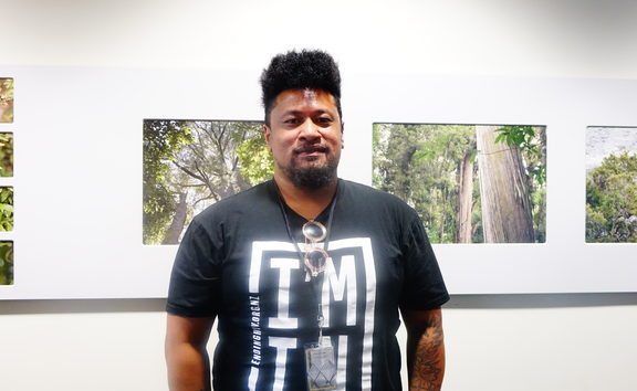 Tanu Gago is an interdisciplinary artist and award winning