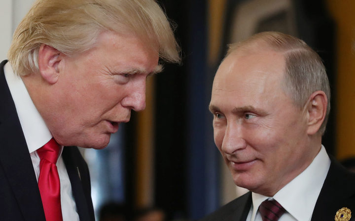 White House hunts leaker after Donald Trump congratulates Putin