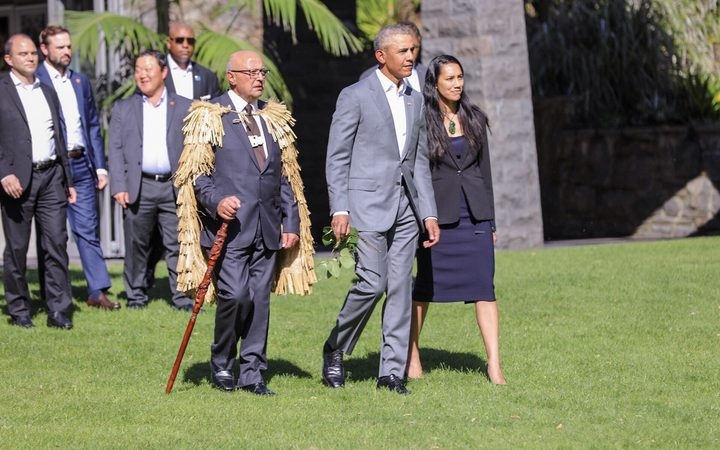 Barack Obama shares parenting advice with New Zealand PM Jacinda Ardern