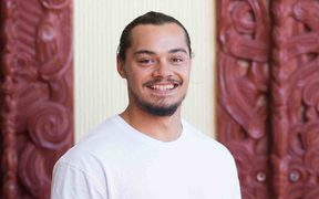 Te Wehi o Mahuru Wright was among those selected to attend the United Nations Indigenous Permanent forum.