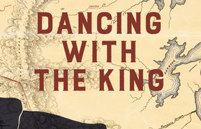 "cover image of the book ""Dancing with the King"""