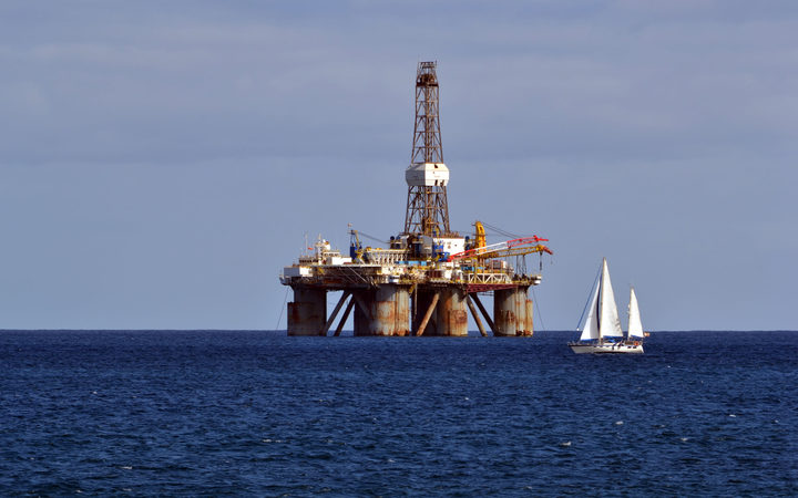 No more oil exploration permits