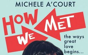 cover of How We Met by Michele A'Court
