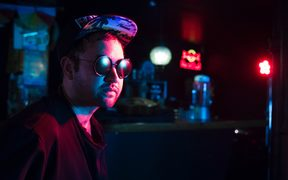 Ruban Neilson of Unknown Mortal Orchestra