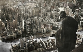 Bombing of Dresden Aftermath