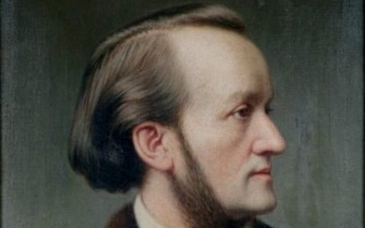 Richard Wagner by Cäsar Willich