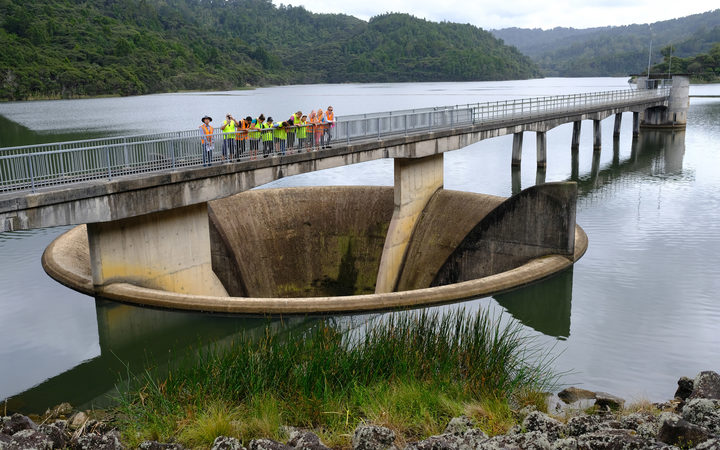 Lower Huia Dam, Waitakere Ranges