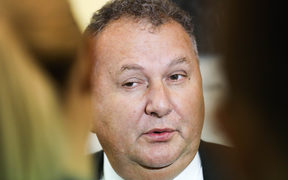 NZ First MP Shane Jones is Minister for Forestry, Infrastructure, and Regional Economic Development.