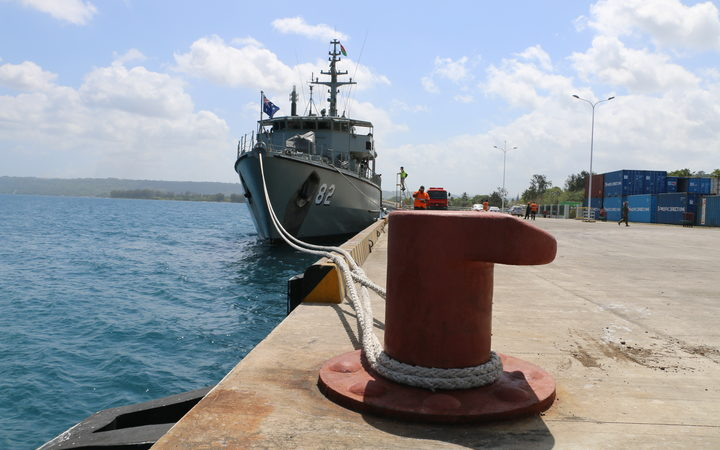 Vanuatu foreign minister denies China military base claim
