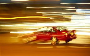 Police in Christchurch have cracked down on boy racers.