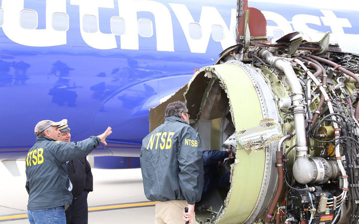 Southwest cancels flights for engine inspections