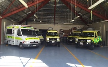Queenstown's ambulance fleet