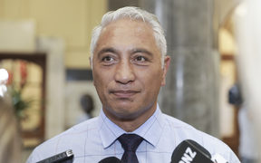 National MP Alfred Ngaro