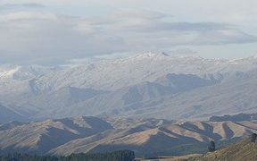 South Island high country.