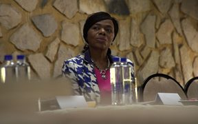South Africa's first female Public Protector - Thuli Madonsela