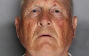 Golden State Killer suspect Joseph James DeAngelo .