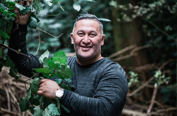 Lee Tane is a former police officer who decided to follow another pathway into Rongoā.