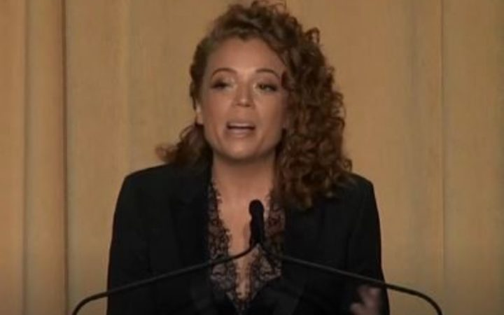 White House Correspondents' Dinner host Michelle Wolf