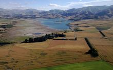 Opuha Dam which provides water to 250 South Canterbury farms will have to be turned off in a month if dry conditions continue.