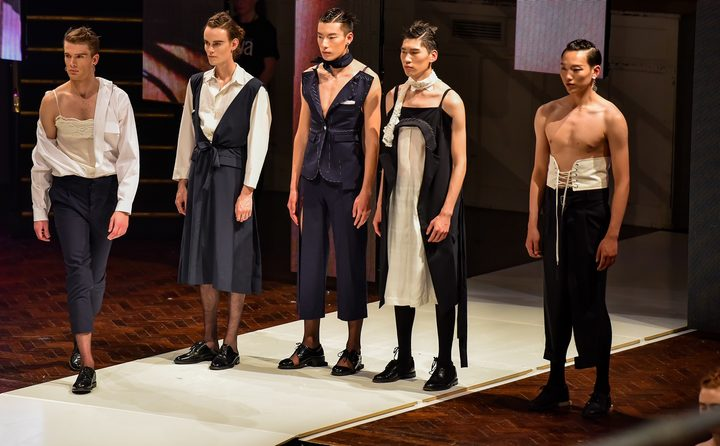 iD International Emerging Designer Awards in Dunedin 2018.