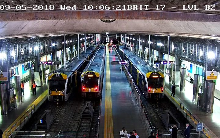 Delays and changes to train services in Auckland