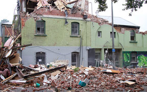 February 2011 earthquake damage in Christchurch