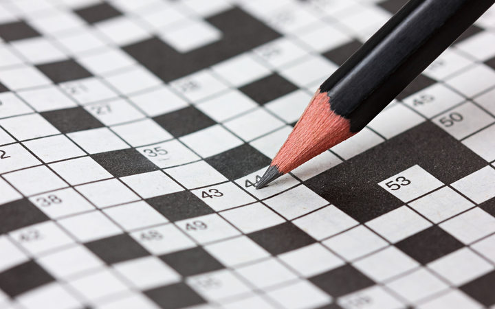 Cryptic crossword creator David Astle: on the brain benefits