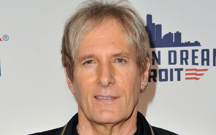 Michael Bolton at the opening of his film American Dream: Detroit, in May 2018.