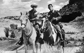 Lone Ranger and Tonto from 1956