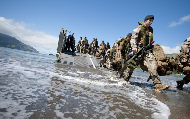 NZDF hosts international military exercise
