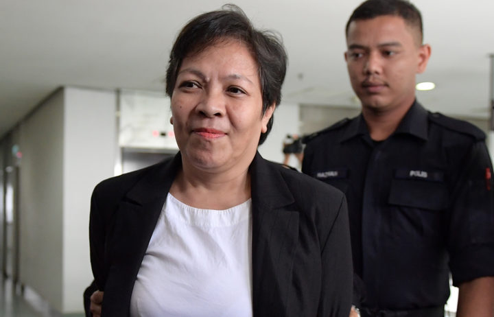Australian grandmother Maria Elvira Pinto Exposto sentenced to death for drug trafficking