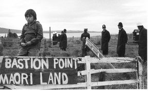May 25th  2018 will mark 40 years since the protest ended at Takaparawhau.