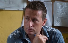 Tim McKinnel: Greenpeace research and investigation manager for the tuna campaign