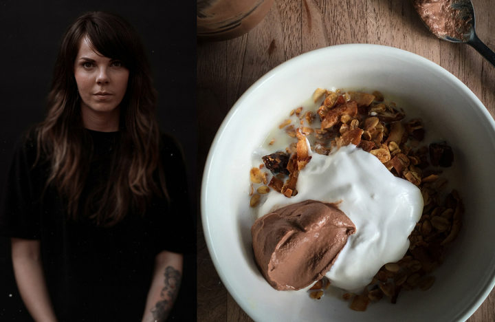 Bonnie De Gros - The Rusty Skillet - Coconut Yogurt