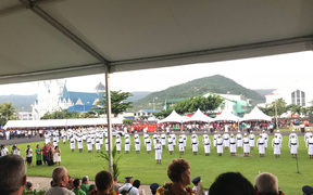 Samoan Independence Day 2018