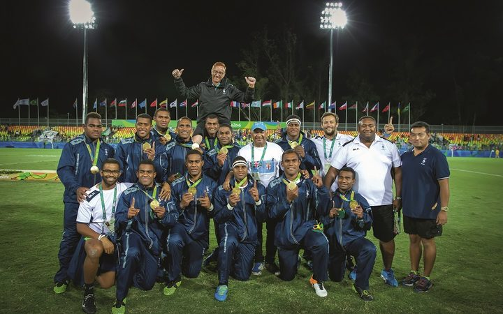 Ben Ryan and the Fiji sevens