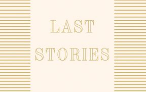 Cover of Last Stories by William Trevor