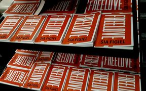 Sia Fifiel's 'Freelove'  has been described by Publisher Island Press as the Samoan version of 50 Shades of Grey.