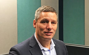 Housing New Zealand chief executive Andrew McKenzie.