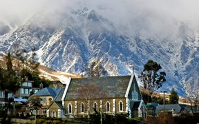 St Joseph's Church, Queenstown, New Zealand