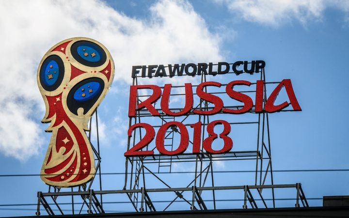 The 2026 World Cup will be played in North America