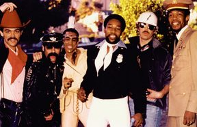 Village People in 1978
